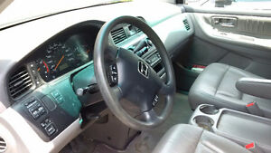 2003 Honda Odyssey EX-L Minivan, Van Kitchener / Waterloo Kitchener Area image 3