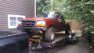 1998 ford ranger 4x4 works and lift kit