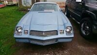 1981 Camaro for sale. Reduced price