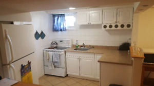 1 bedroom apartment in Gatineau, 8 minutes from Ottawa
