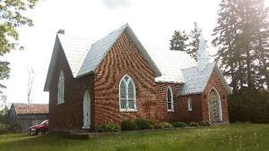 SUPERBE église anglicane à transformer en résidence unique !