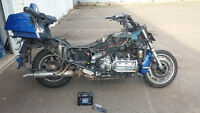1996 GL1500 GOLDWING FOR PARTS $700 OBO