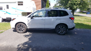 Subaru Forester XT Limited