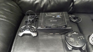 Sega Saturn with games and 3D Controller MISSISSAUGA Cambridge Kitchener Area image 1