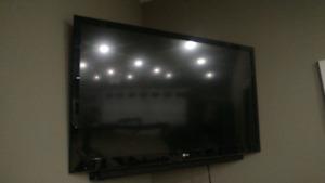 """Lg 55"""" LED Smart Tv"""