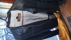 Leather Jacket mens Xl  Danier like new made in Canada