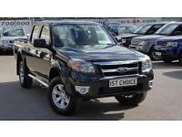 2011 FORD RANGER THUNDER 4X4 DCB TDCI GREAT VALUE FSH PICK UP DIESEL