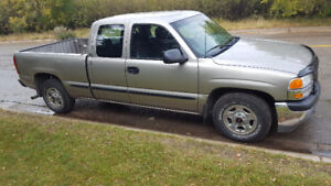 2000 GMC 1500 EXT CAB 2WD NEW TIRES $3500