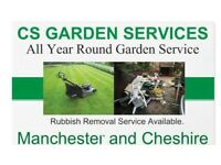 CS Garden Services - Man and Van - Rubbish Removals