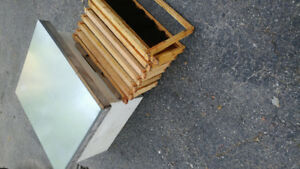 Bee Hive and extra Equipment