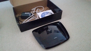 Linksys cisco router WRT160N