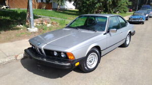 1984 633CSI 5 speed