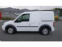 13 REG FORD TRANSIT CONNECT 1.8TDCi 110 BHP T200 SWB LIMITED EURO 5