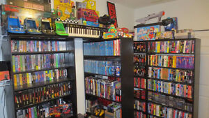 We Are Buying Large Video Game Collections for Cash!