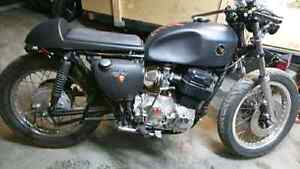 Price lowered *** 1976 Honda cb750 k four project cafe racer