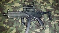 Tippmann A5 MP5 + option Electro Select trig E-Grip et +++