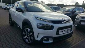 image for 2020 Citroen C4 Cactus 1.2 PureTech GPF Flair (s/s) 5dr Hatchback Petrol Manual