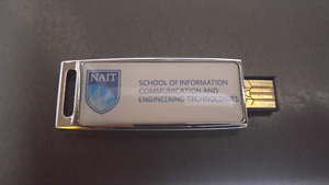 4GB NAIT USB memory stick