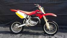 Honda CR85 Motorcycle Maryborough Fraser Coast Preview