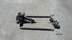 Trailer Weight Distribution Hitch