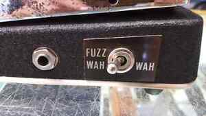 Vintage Dallas Arbiter Fuzz Wah Face 1970s -impossible to find Windsor Region Ontario image 3