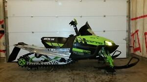 2011 Arctic Cat Crossfire 800 H.O Limited