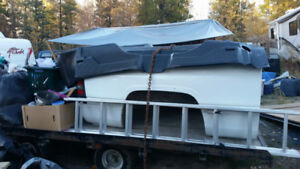 Trailer and contents for sale!!