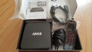 NEW M8S TV Android BOX
