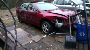 2004 accord parts or scrap $150