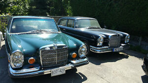FOR SALE Classic Mercedes Benz Collection