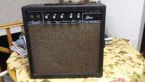 Electric guitar amplifier  $35 firm