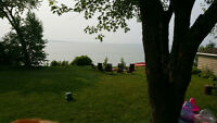 Waterfront Cottage for Rent, weekly, Lake Simcoe, Ontario