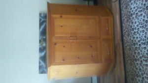 REAL PINE CABINETE. MAKE OFFER TEXT 818-2247