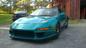 TOYOTA Mr2 turbo 93 usdm