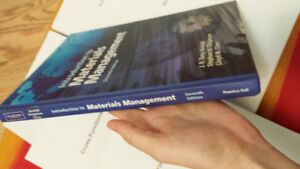 Selling Plan management, Material Management books