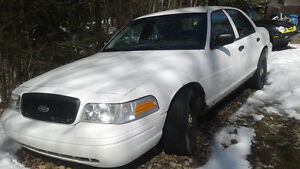 POLICE INTERCEPTOR 2011 CROWN VICTORIA 4500 NEGO