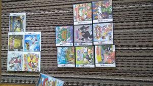 3DS & DS Games Lot