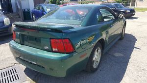 2002 Ford Mustang Coupe (2 door) - TRADE-IN SPECIAL Kitchener / Waterloo Kitchener Area image 5