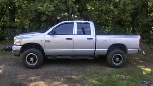 2007 Dodge Ram 2500 5.9 diesel