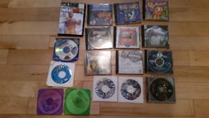 Various games for Windows 95/98, $10 for all