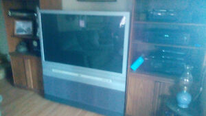have 2 projection tv need gone both work  50 for both today