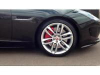 2015 Jaguar F-TYPE 5.0 Supercharged V8 R 2dr Automatic Petrol Coupe