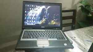 Laptop Dell D630 dual core 250gb