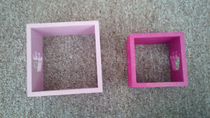 Decorative Cube shelves for Kids Cornwall Ontario image 2