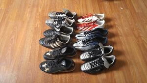 Cleats size 6-9