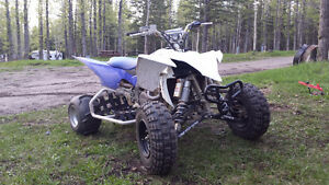 YFZ450R 2009 lots parts low hours