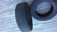 2 all season tires 195 65 15 for sale
