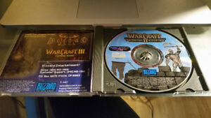 Warcraft II Battle.net Edition CD-ROM