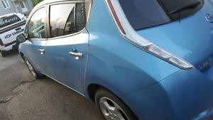 Leaf de Nissan a vendre