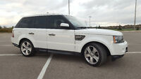2011 Land Rover Range Rover Sport SUPERCHARGED SUV 510 BHP